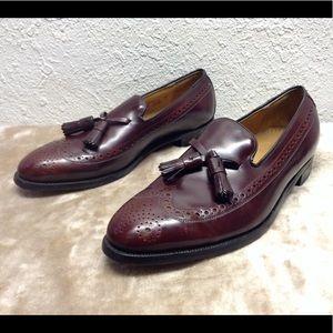 Johnston & Murphy Aristocraft men's 9 loafers USA